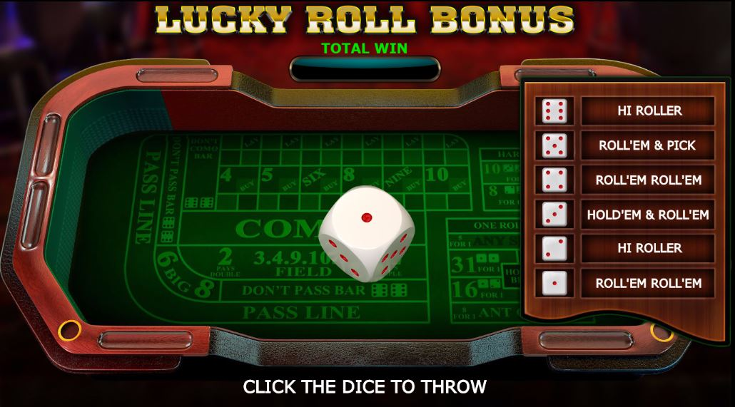 LuckyRollBonus